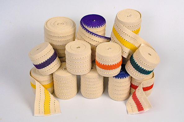 ANTIMICROBIAL elastic PERFORATED (LR) BANDAGE